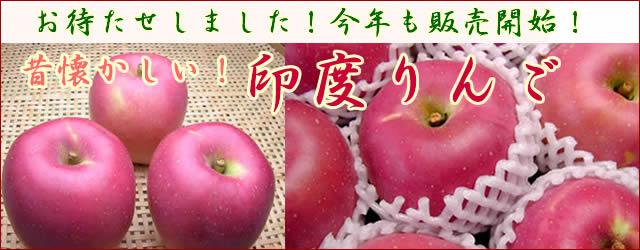 印度りんご