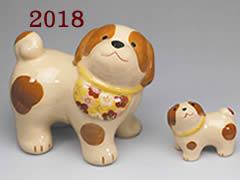 吉村楽入 2018年初春作品