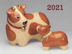 吉村楽入 2021年初春作品