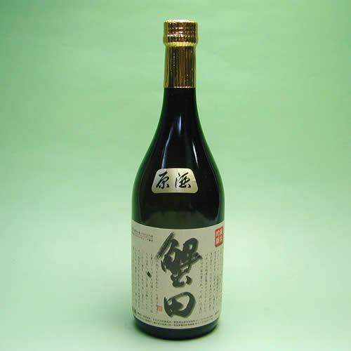純米吟醸 蟹田原酒
