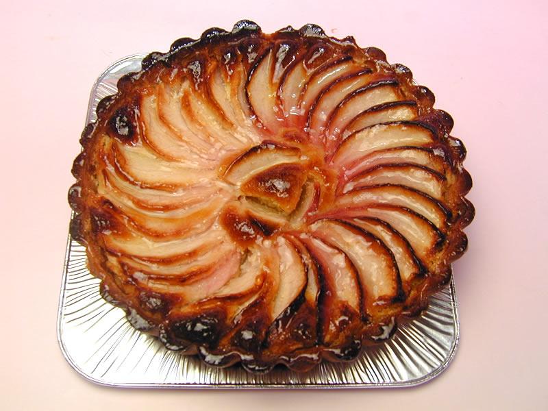 りんご紅の夢タルト