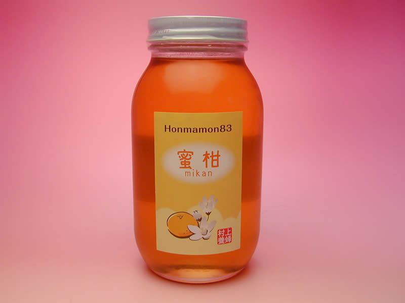 和歌山村上養蜂 みかん蜂蜜