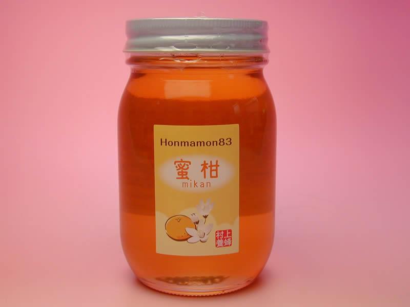 和歌山村上養蜂みかん蜂蜜