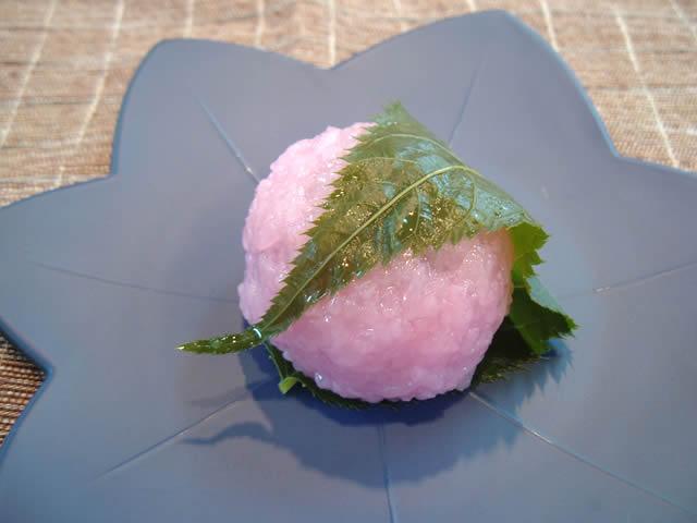 幸成堂の桜餅