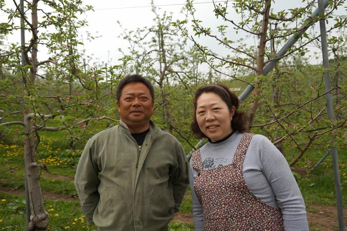 釈迦のりんご園