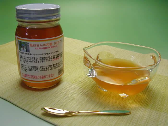 飯谷さんの和蜜(日本みつばちの蜂蜜)