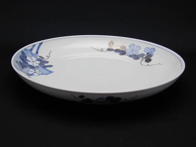 源氏物語 夕顔の絵 25cm